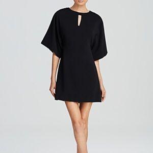 Cynthia Steffe   Black Dress Dani Kimono Sleeve